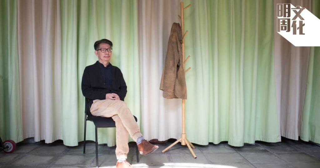 陳炳釗為前進進戲劇工作坊藝術總監,出任編劇、導演及活動推手等不同身份。