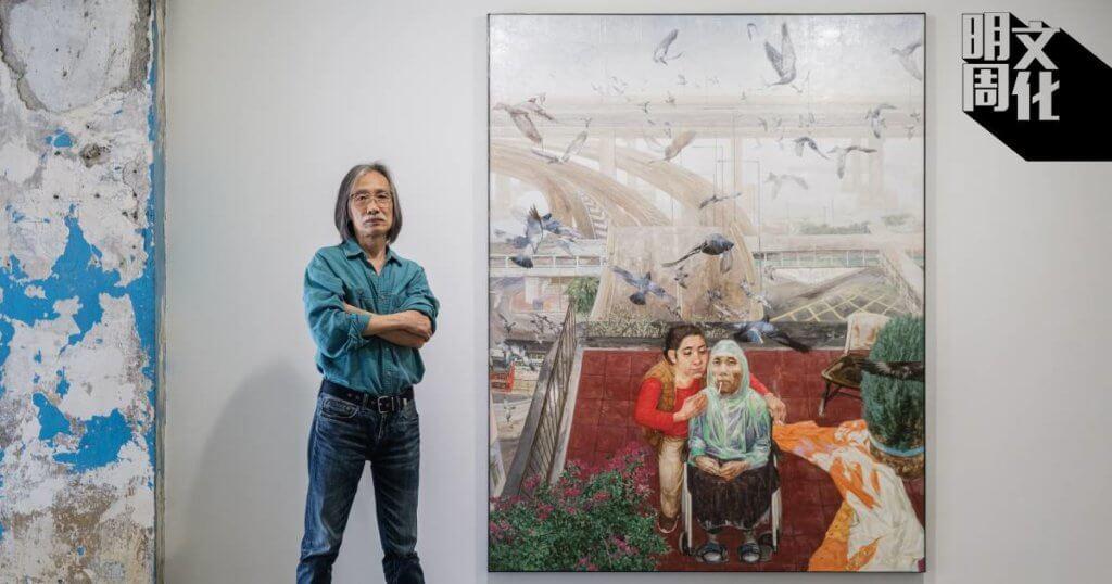 藝術家楊東龍