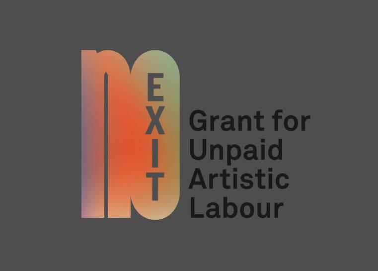 Para Site「NoExit無償藝術勞動資助計劃」