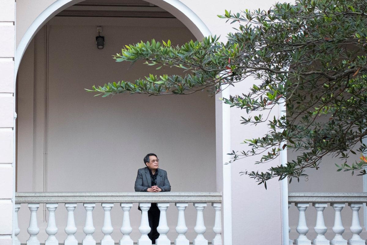 李浩然在香港港大學任教了二十年,有份始創建築文物保護課程學部。
