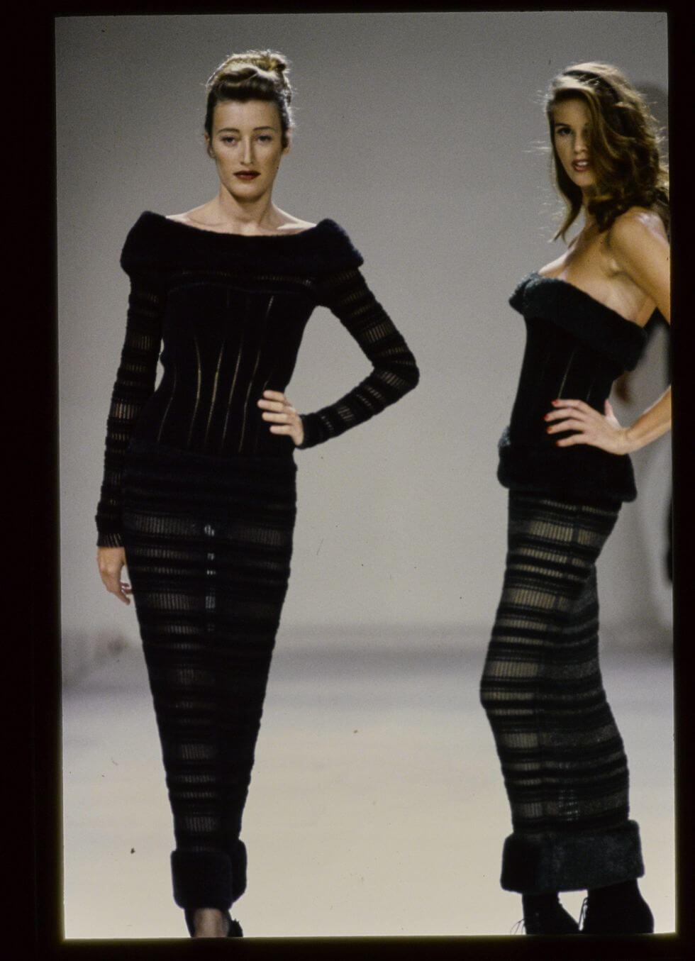 Azzedine Alaïa 90年代時裝展作品