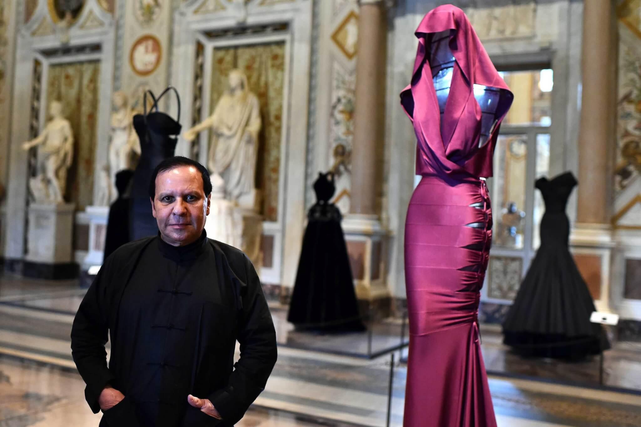 品牌的傳奇設計師Azzedine Alaïa逝世距今已經三年