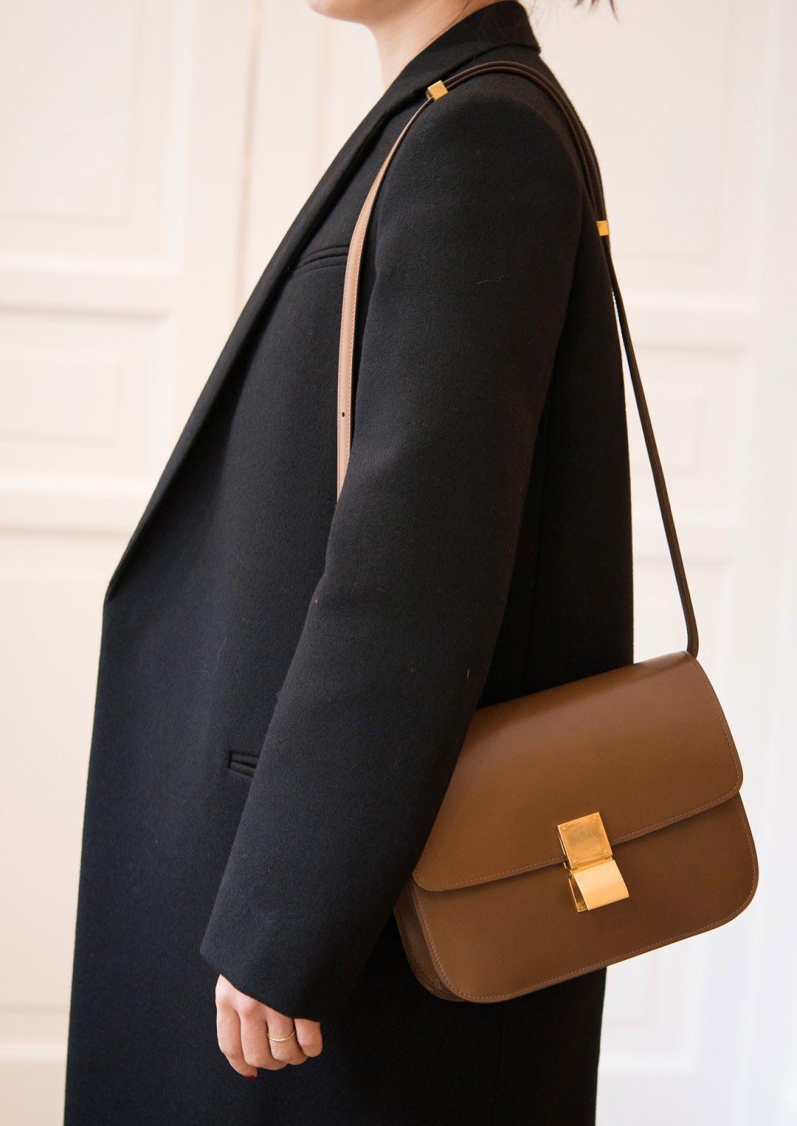 Phoebe Philo打造的Classic Box bag、Luggage Nano、Trio bag等,至今仍是我們心目中的IT Bag。