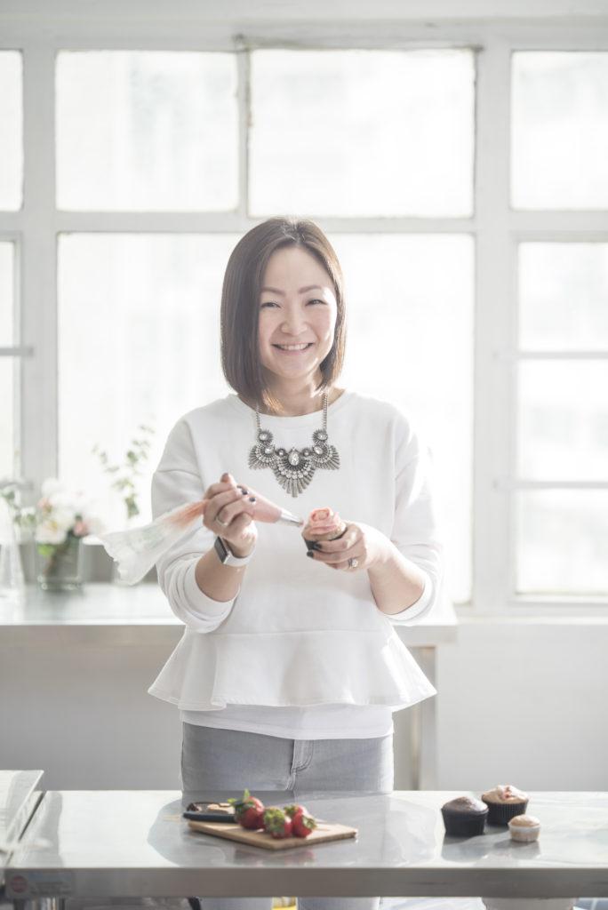 網上綠色美容平台KIRR創辦人Shirley Kwok