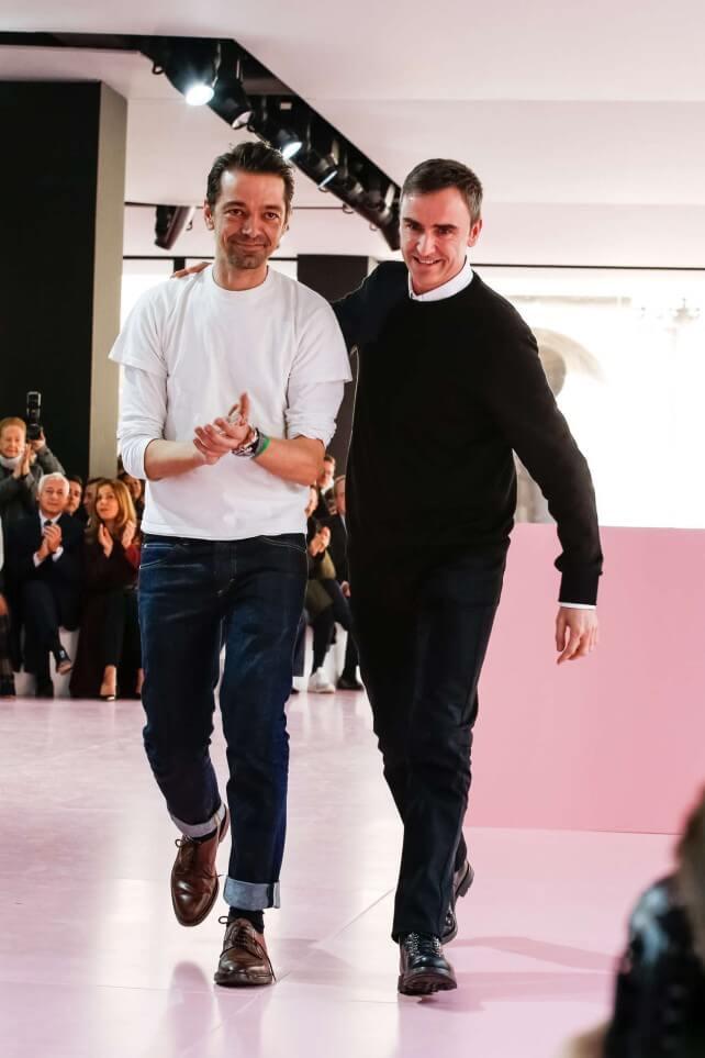 法國品牌Alaïa日前宣布其新任創意總監將由曾為Raf Simons副手的Pieter Mulier出任