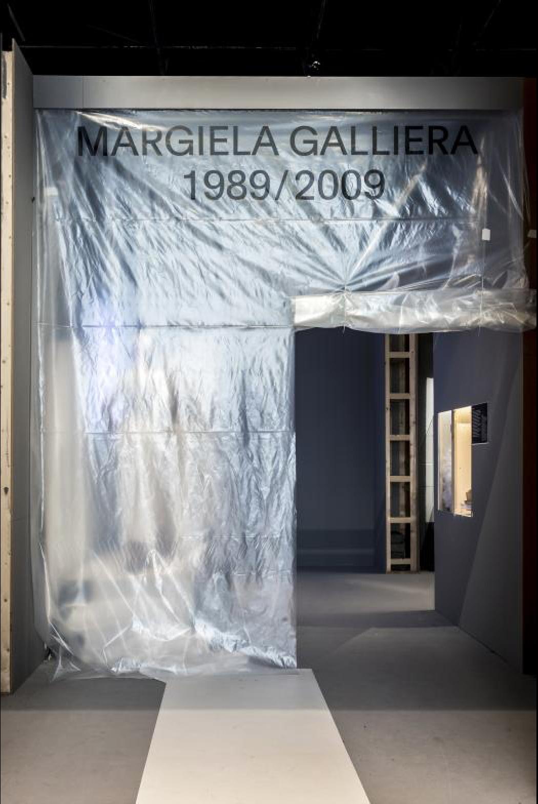 今年Martin Margiela操刀的藝術品將首次展出