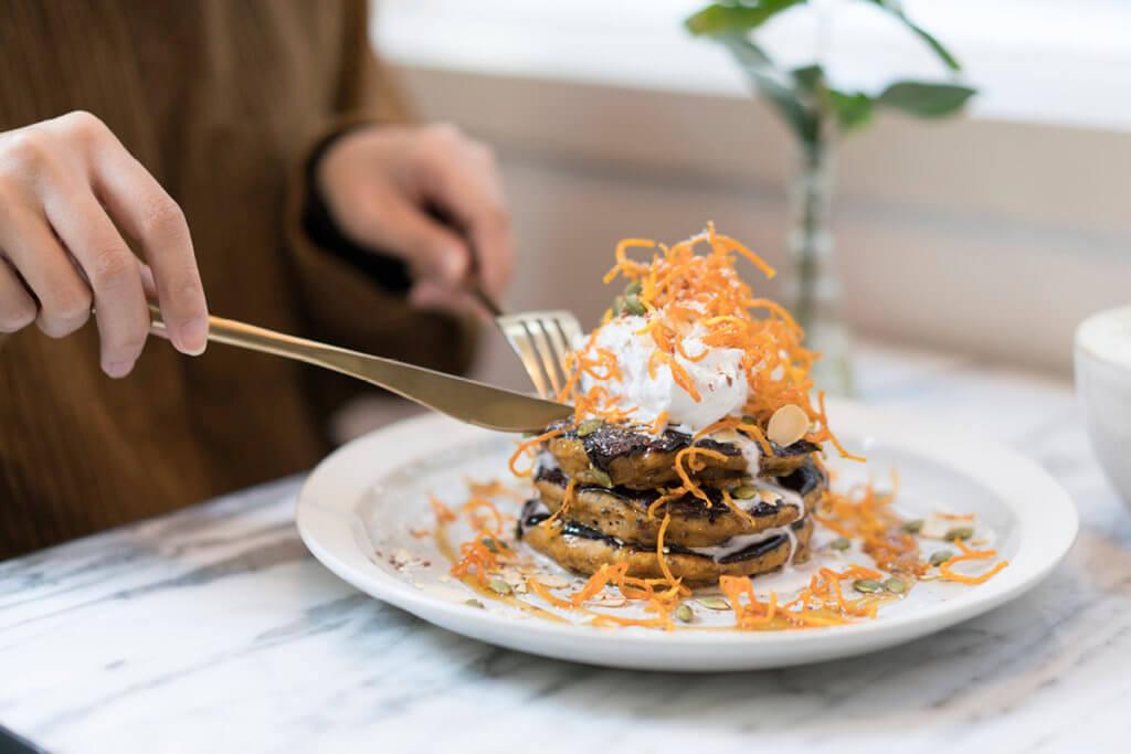 石塘咀Cafe讓你吃出更多蛋奶素、純素的滋味