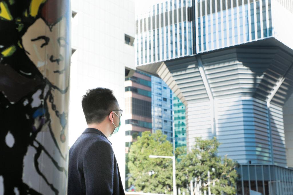 Eric認為未來建築趨勢應是能把商業和社區元素融合。