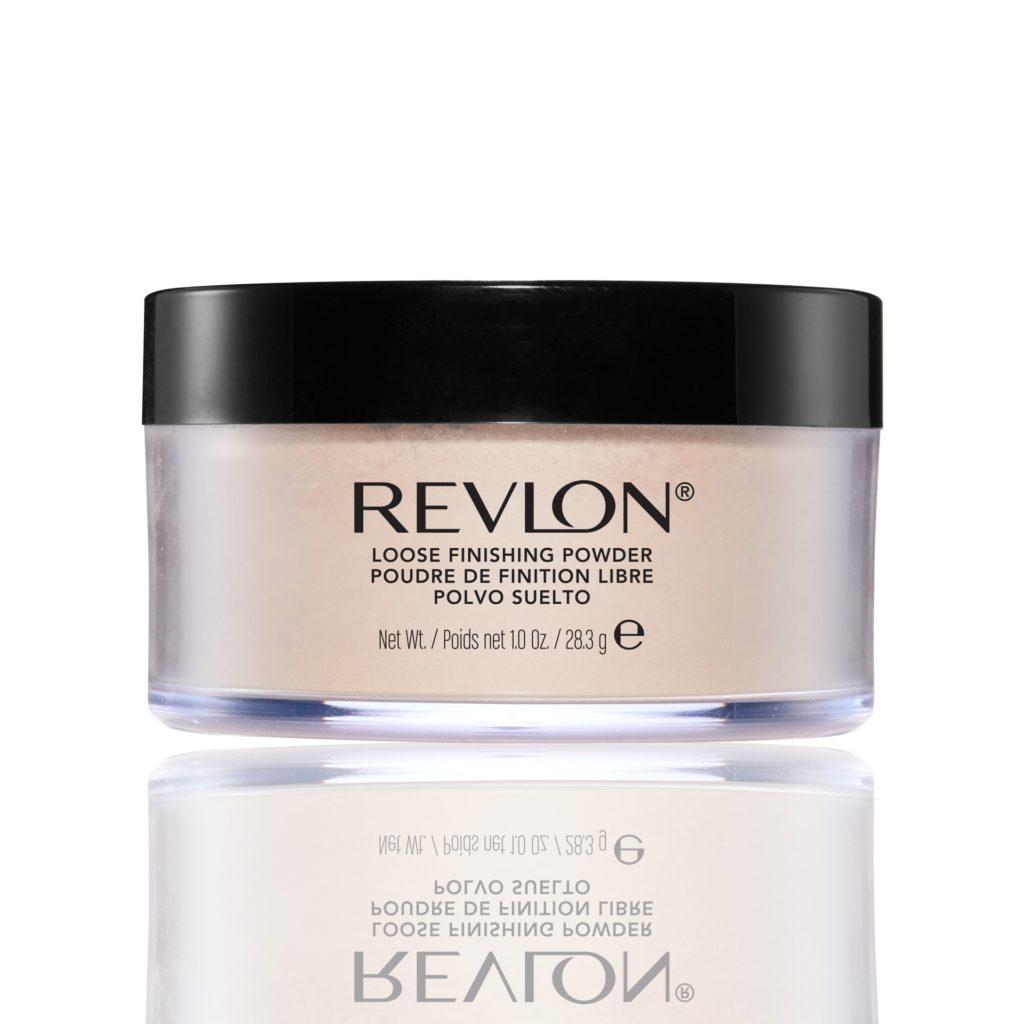 REVLON絲滑透薄定妝蜜粉Loose Finishing Powder $148 長達8小時控油,同時讓膚色看起來更平滑啞緻。