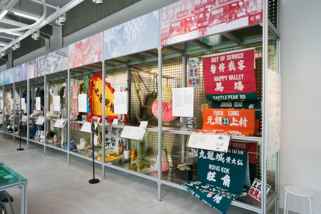 部分展品為生活中的常見物,告訴我們其實紡織與日常息息相關。