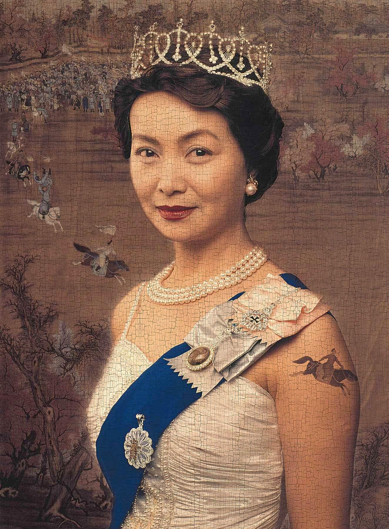黃楚喬,大選美,1997