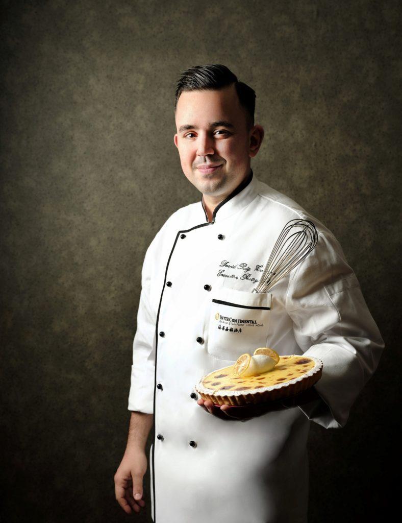 酒店行政糕餅總廚David Puig