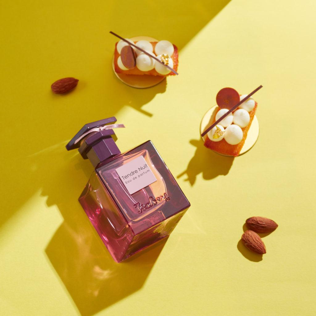 Parfumerie Trésor x L'Atelier de Joël Robuchon Hong Kong「春日感官盛宴」下午茶