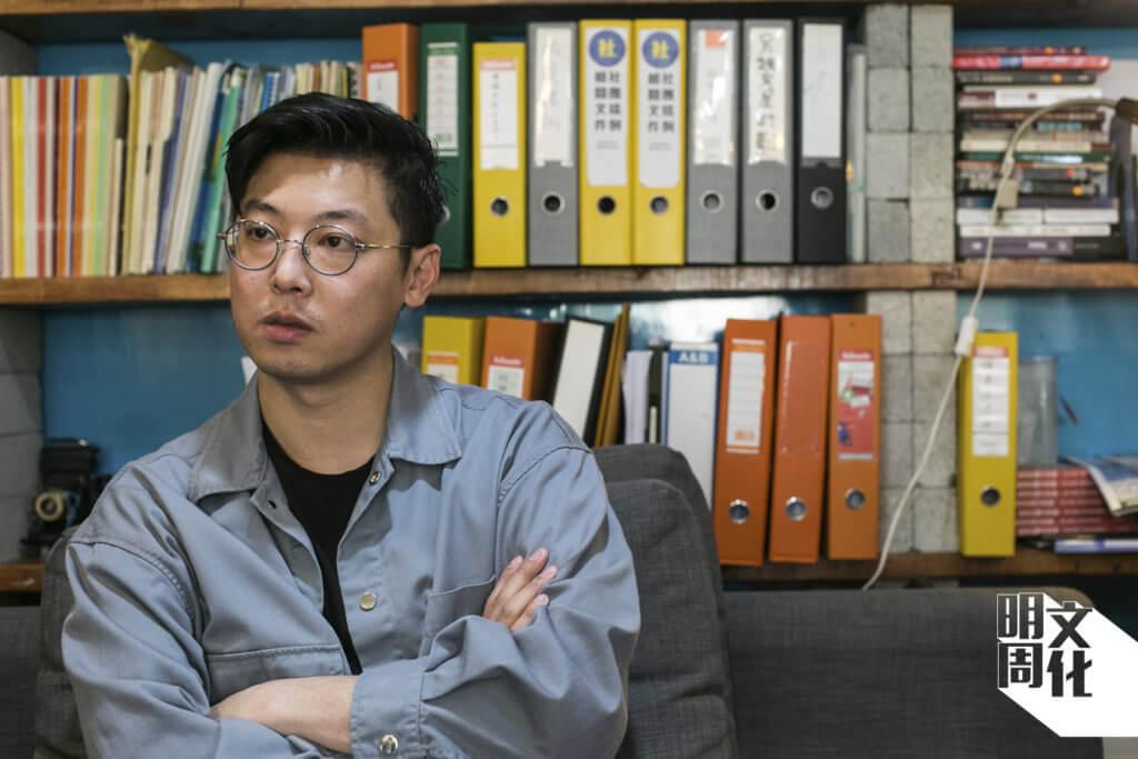 陳劍青認為,歷史建築的價值,在於社羣文化發展的歷史任務。