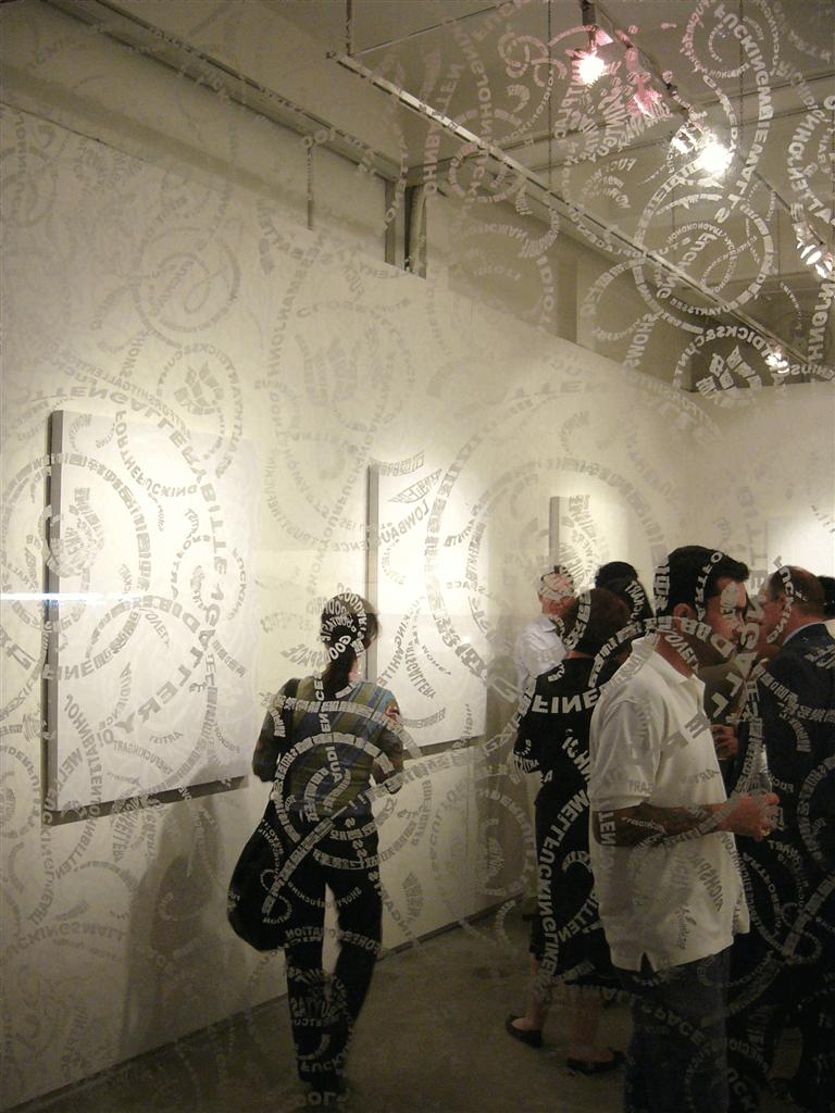 John Batten Gallery於二○○六年曾舉辦曾建華的個展