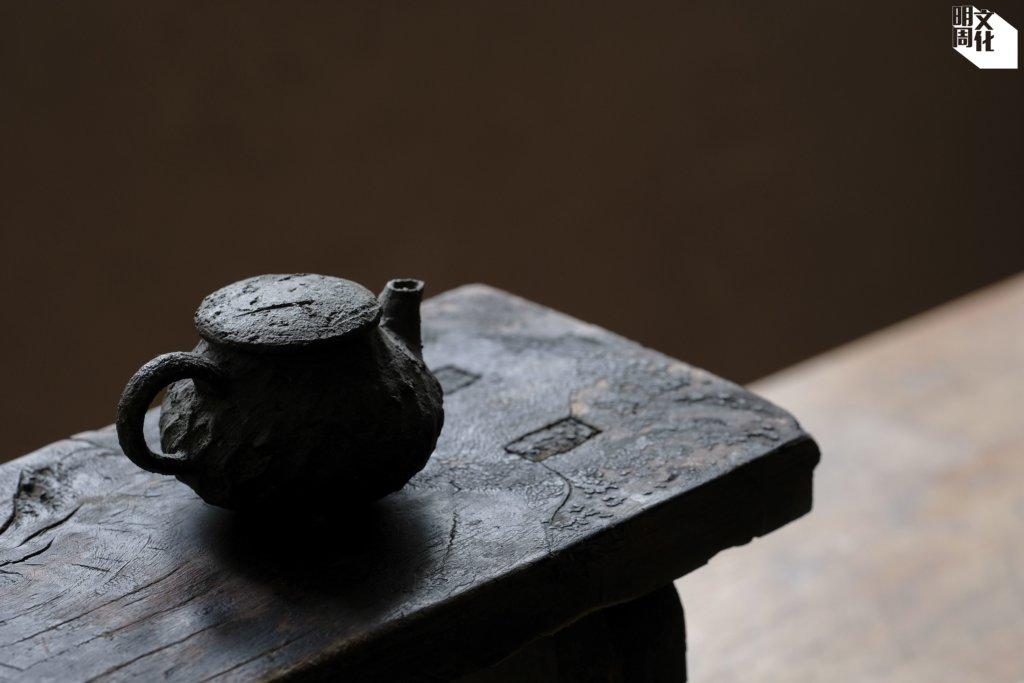 他們愛收藏舊物古道具,認為當中蘊藏着前人流傳的智慧。