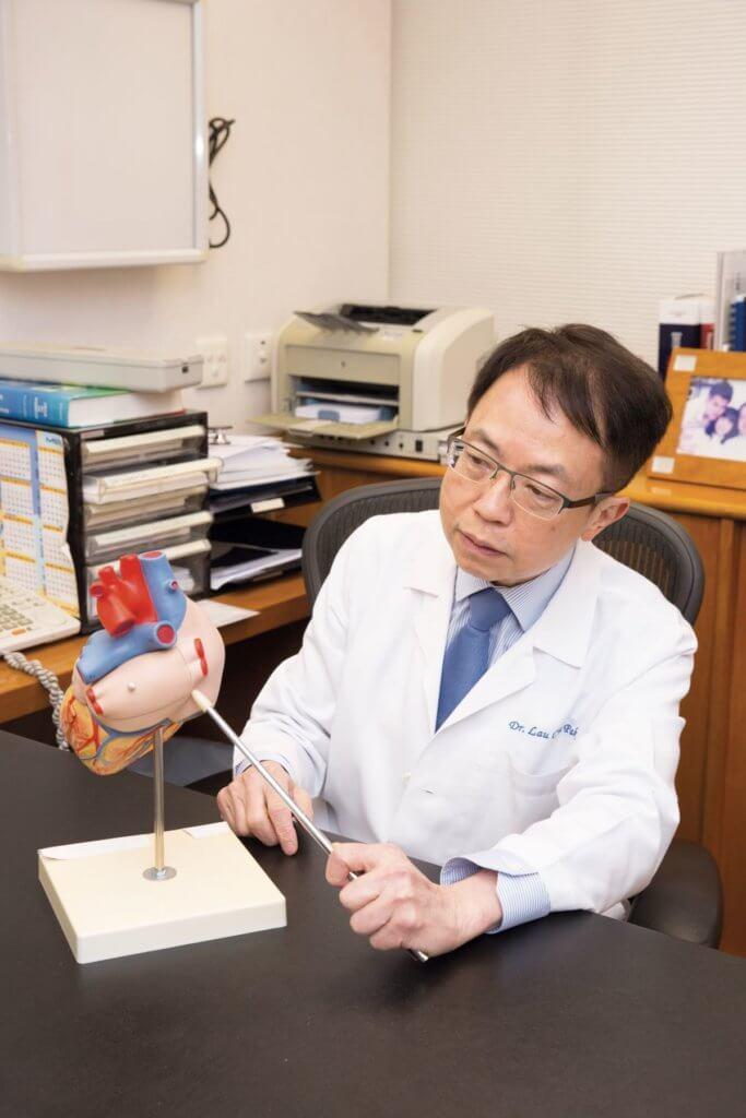 劉柱柏教授指,只要控制好房顫的高危因素,可減低中風風險,另有研究數據指出,完成射頻手術的房顫患者,復發率會低很多。