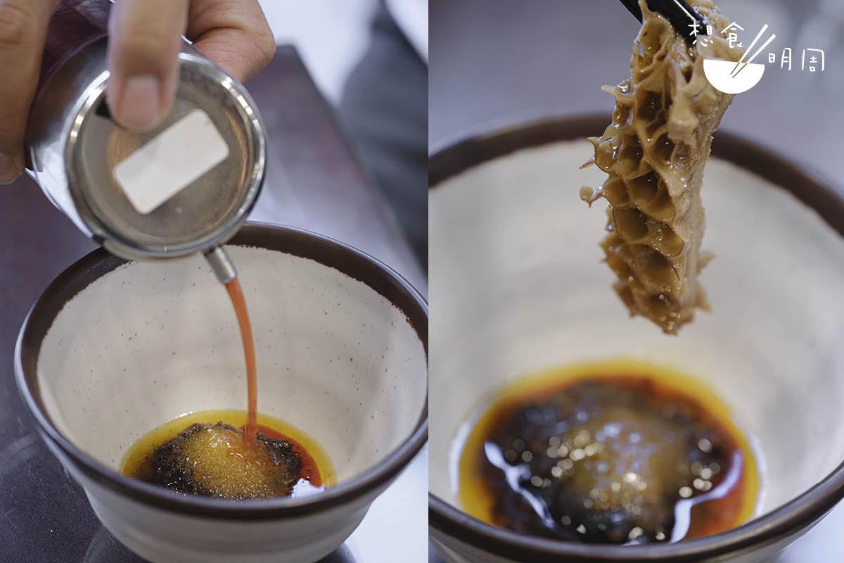 吃辣椒油的方法很多,可以直接加在配料上吃,也可以拌砂糖、魚露和浙醋同吃。