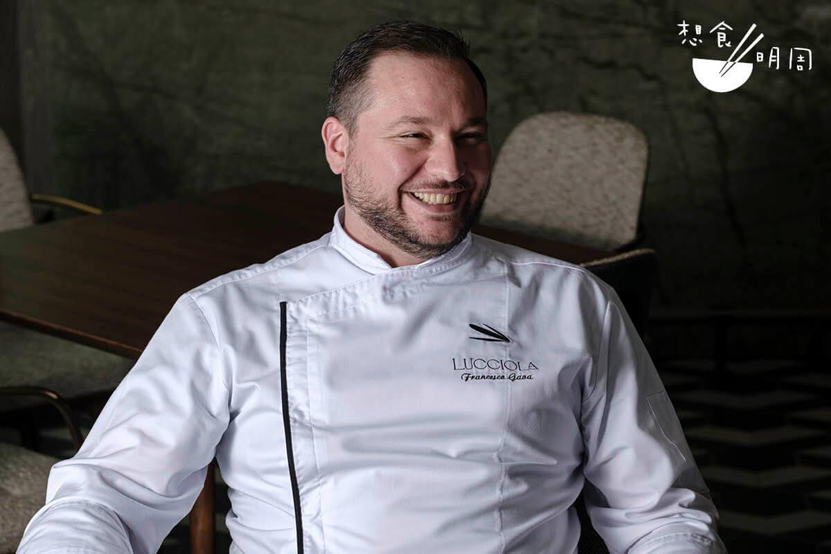 在Francesco Gava眼中,皮埃蒙特菜簡單不花巧,而且道道皆經典。