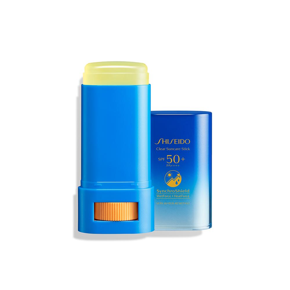 SHISEIDO 全天候感肌抗禦透明防曬棒 SPF50+ PA++++ $260/20g