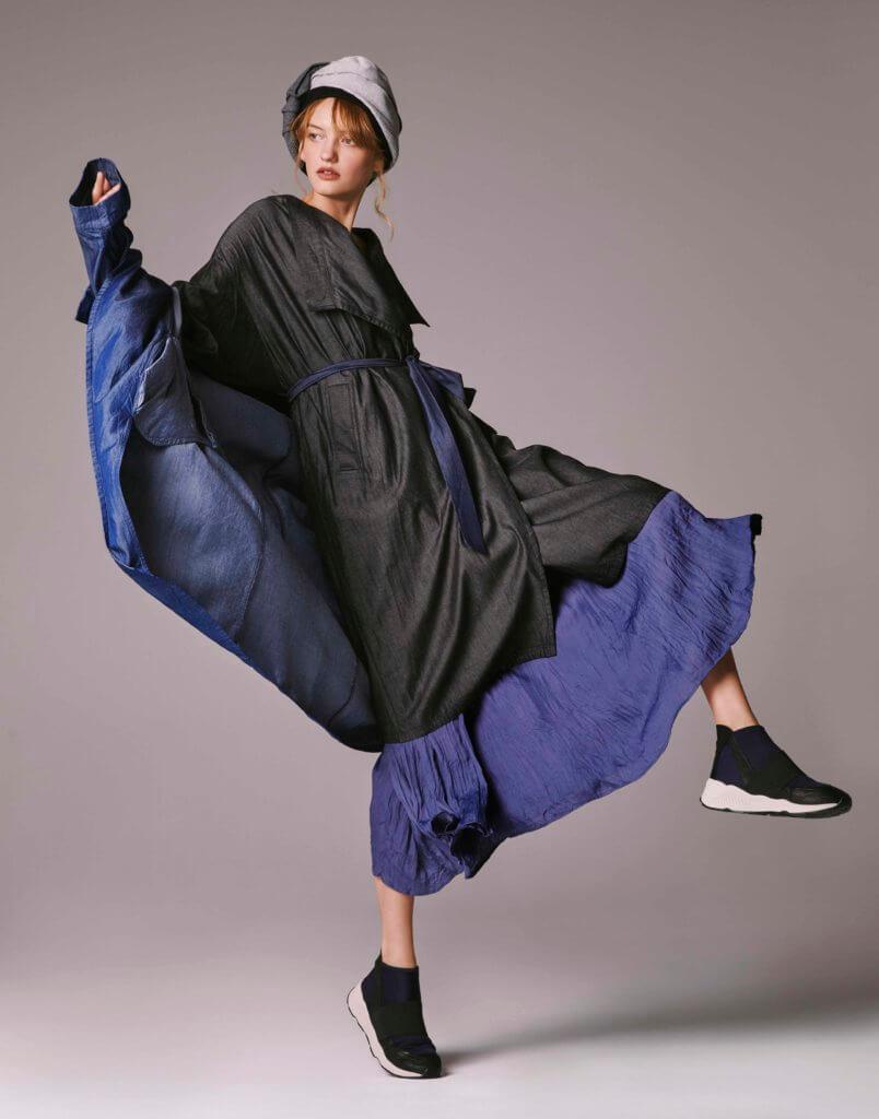 八十年代的前衞風格對Tayama先生影響至深,因此創立品牌時,他便將破格的元素融入設計中。
