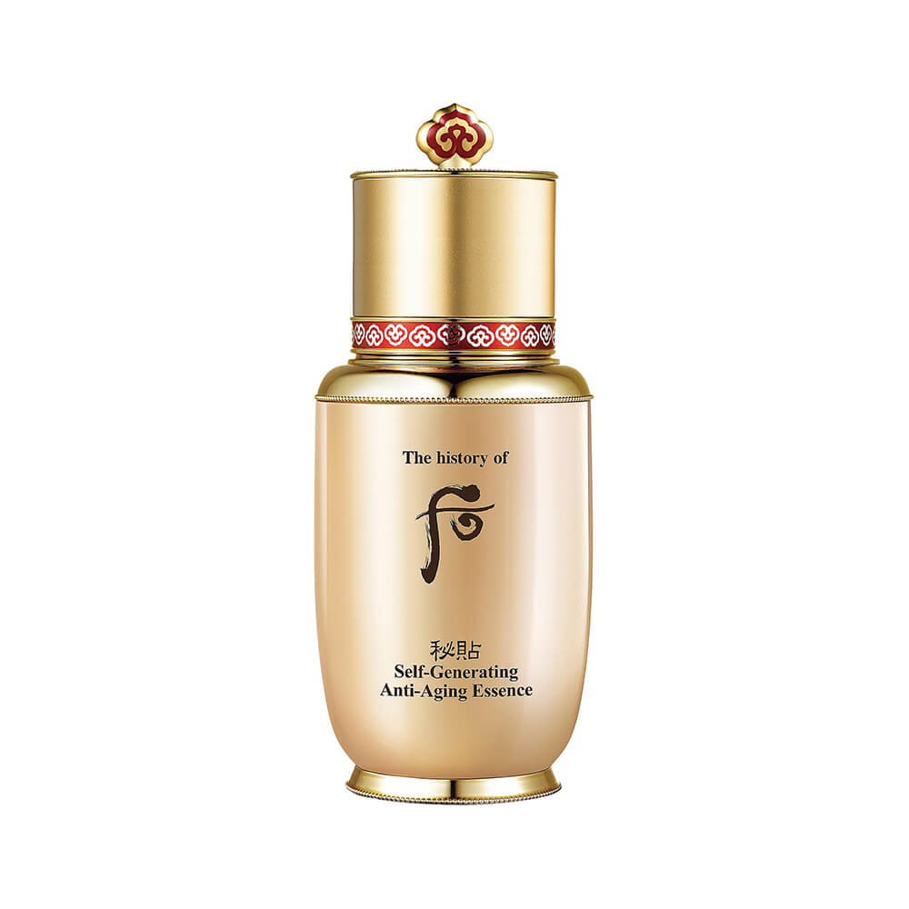The History of Whoo 秘貼 自生精華 $1,120/50ml