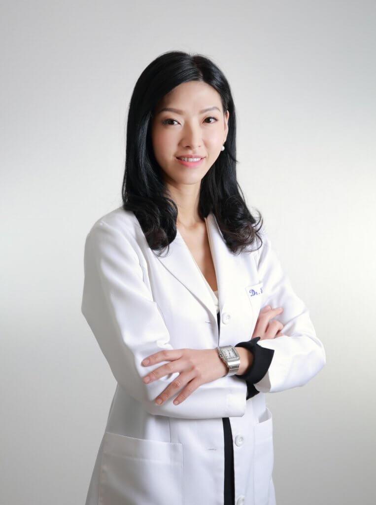 皮膚科專科醫生林嘉雯