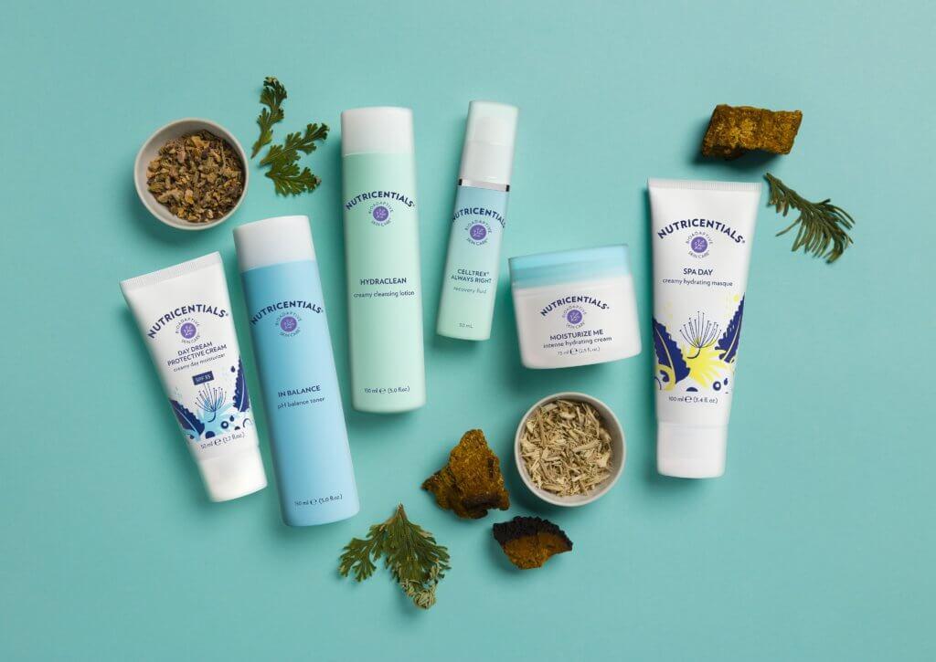 Nu Skin推出了新的NUTRICENTIALS®護膚系列