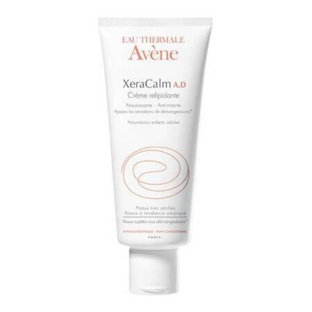 身體護膚推介:Avène XeraCalm A.D Lipid-Replenishing Cream 有效改善前段提及「秒乾」的狀態,使用後原本脫皮/乾燥的位置都有很大改善。
