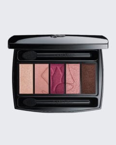 Lancome Hyponose 5-Color Eyeshadow Palette #Rose Fusion