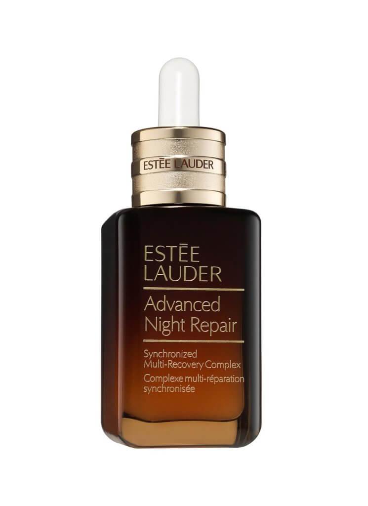 Estée Lauder Advanced Night Repair升級再生基因修復精華1,140/75ml 無論在日間/夜間⽤都有明顯退紅效果,幫助修復皮膚在濕疹/敏感症狀出現後的位置。