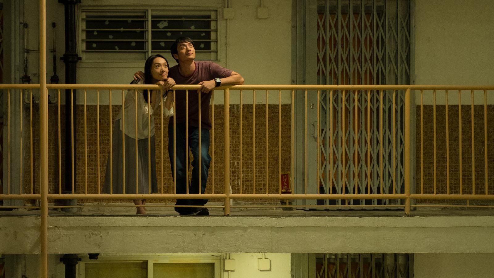 《幻愛》是周冠威第二部長片,為城中的人帶來情感療癒。
