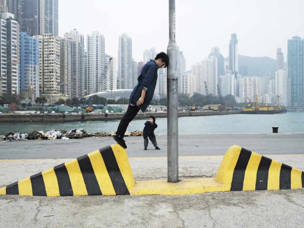 《IG碼頭》攝影展  探討公共空間成打卡熱點