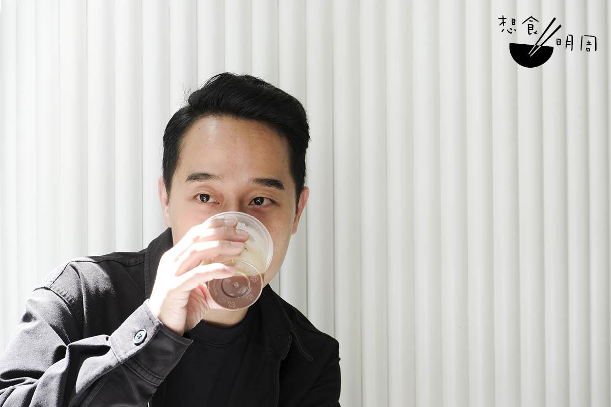 盧炳棠(Tommie)認為,對咖啡有不同的看法和定義,才能經營一個不一樣的咖啡空間。
