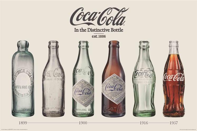 可樂樽變遷史