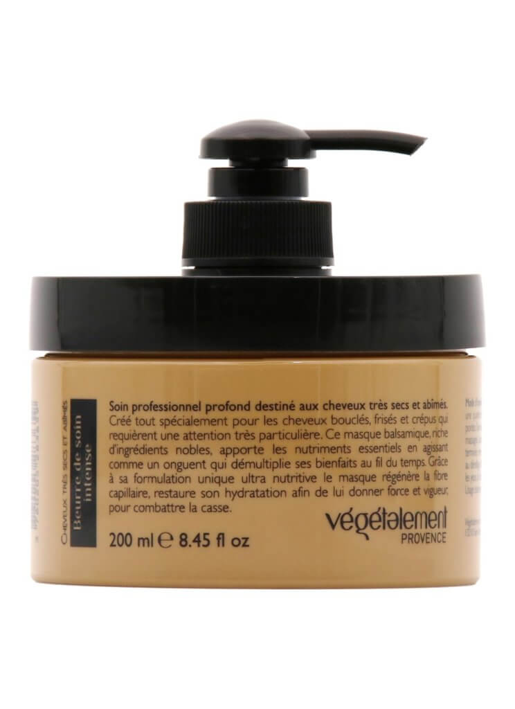 Vegetalement Provence Organic Intense Hair Mask $860