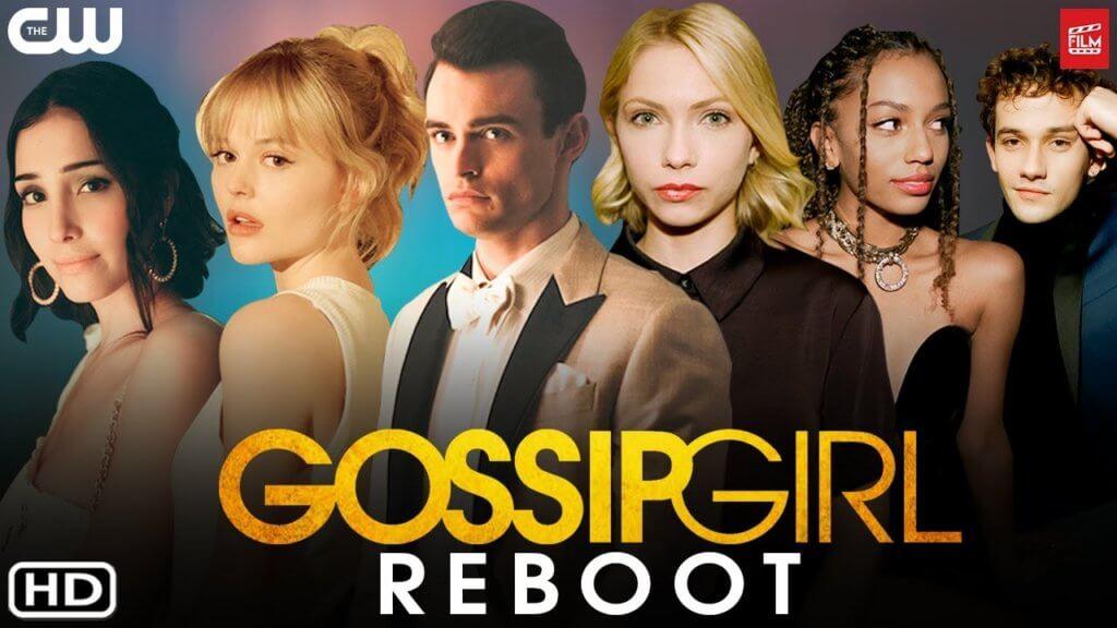 新版《Gossip Girl》