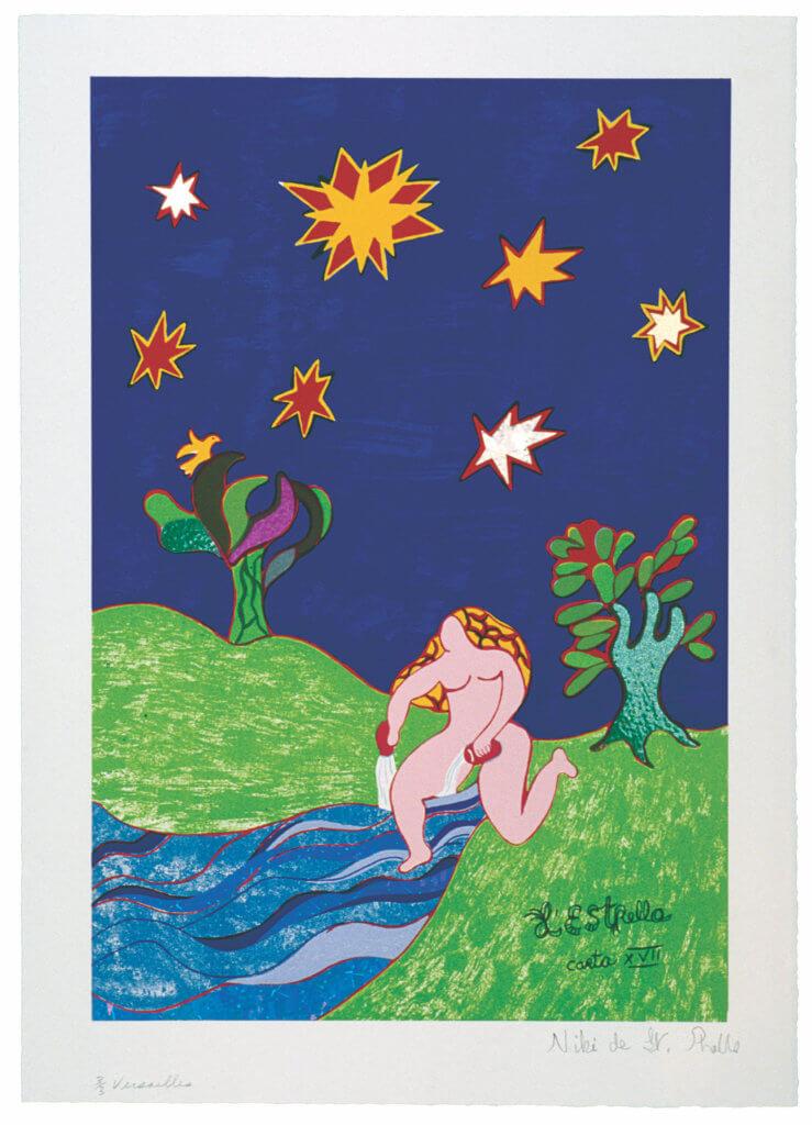 L'Estrella carta XVII, 1997