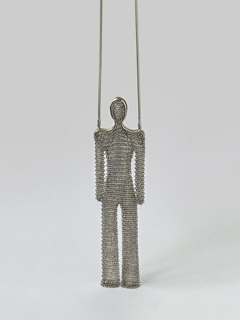 human-mesh-bag
