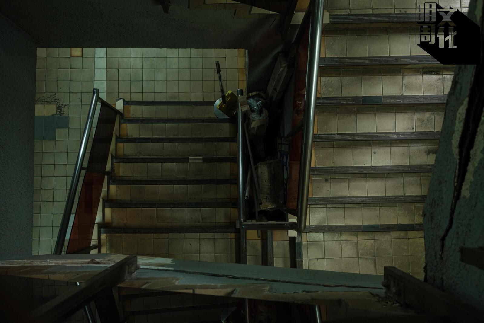 富利來的梯間