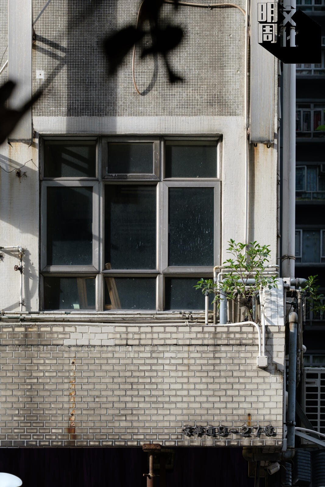 老舊的環境,卻其實是這個城市中難能可貴的不變。