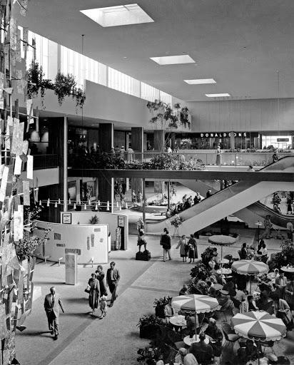 現代的商場不少都有Southdale Center的影子(網上圖片)