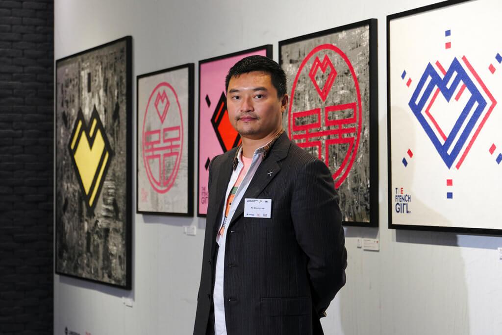 羅氏集團副主席及行政總裁羅正杰先生希望促進法國與香港文化交流
