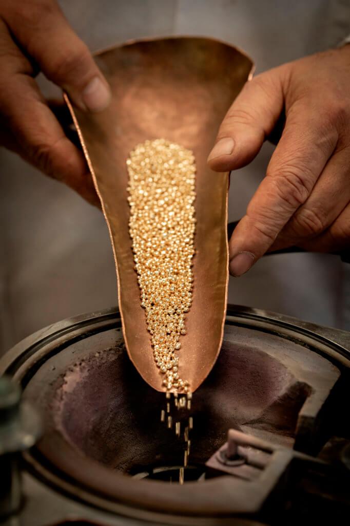 自2014年至今,金棕櫚獎座一直採用符合倫理道德標準的「公平採礦」認證金原料製作。