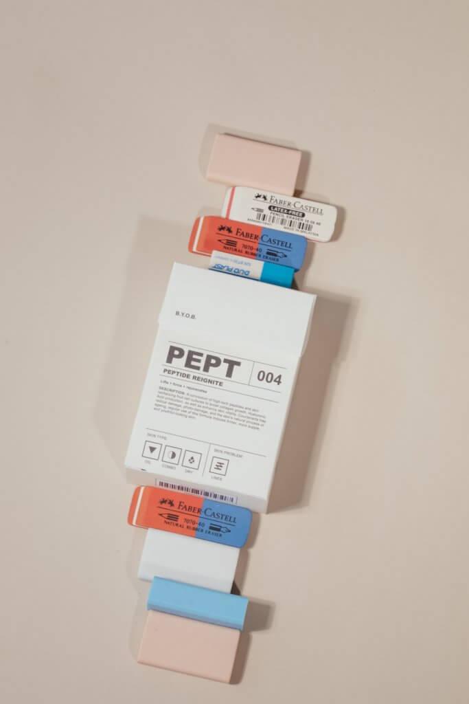 B.Y.O.B PEPT 活胜肽注劑 $198 / 10mlX2