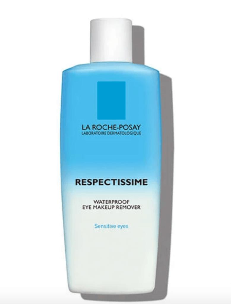 La Roche-Posay Respectissime Waterproof Eye Makeup Remover(Sensitive eyes)$120/125ml