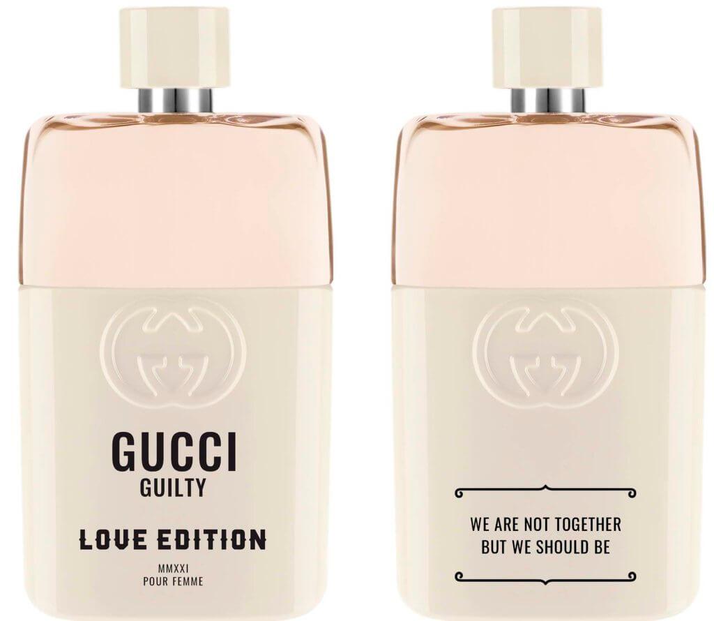 女士:Gucci Guilty Love Edition 2021 Pour Femme $1,150/90ML