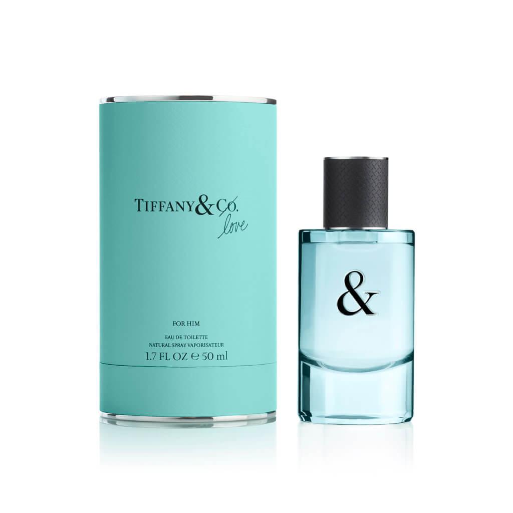 男士:Tiffany & Love男士淡香水 $691/90ML
