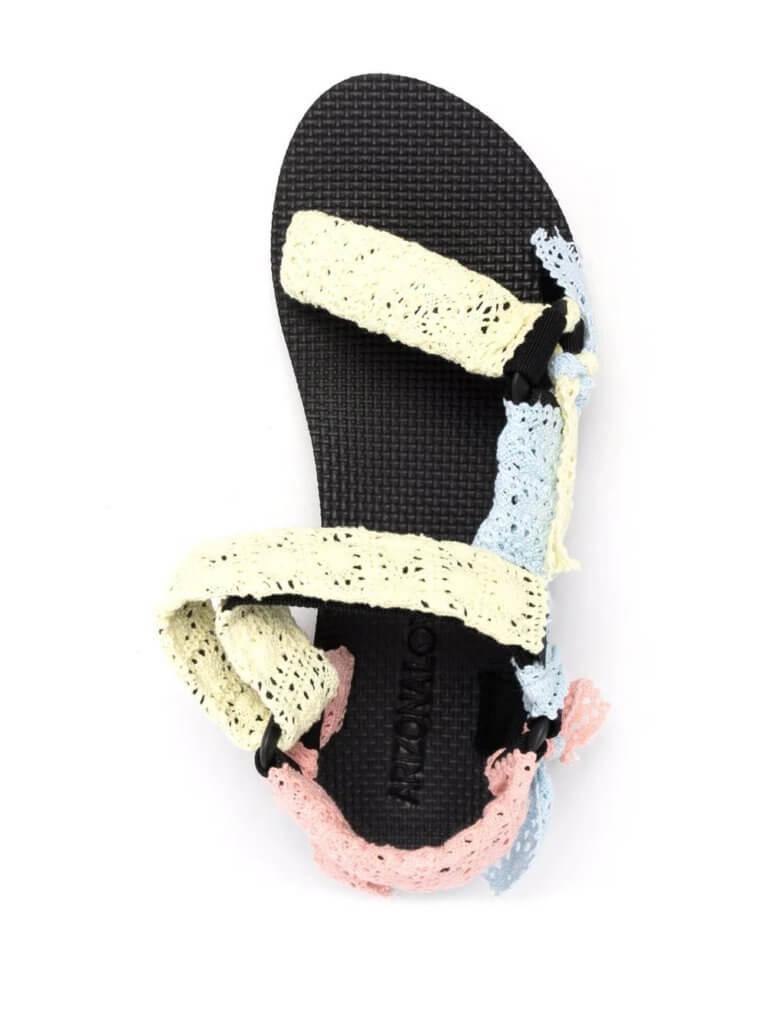 Arizona Love Trekky crochet sandals