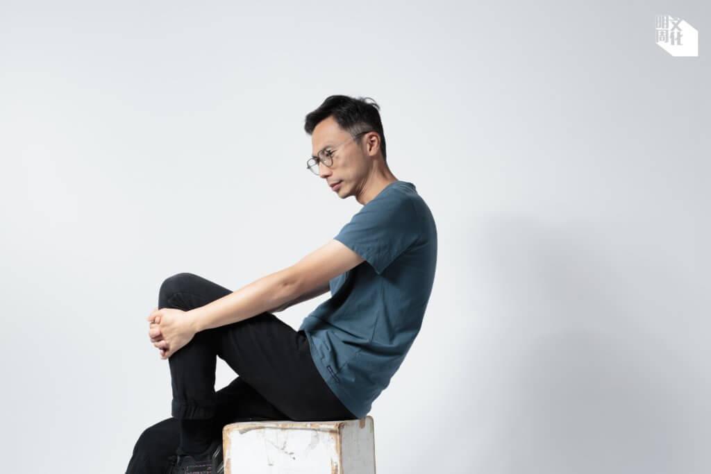 《時代革命》導演周冠威